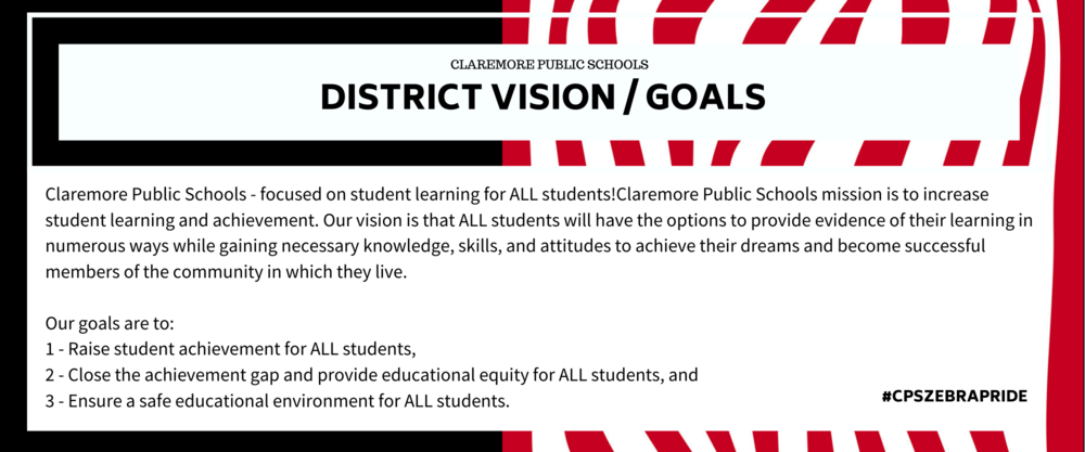CPS District Vision and Goals