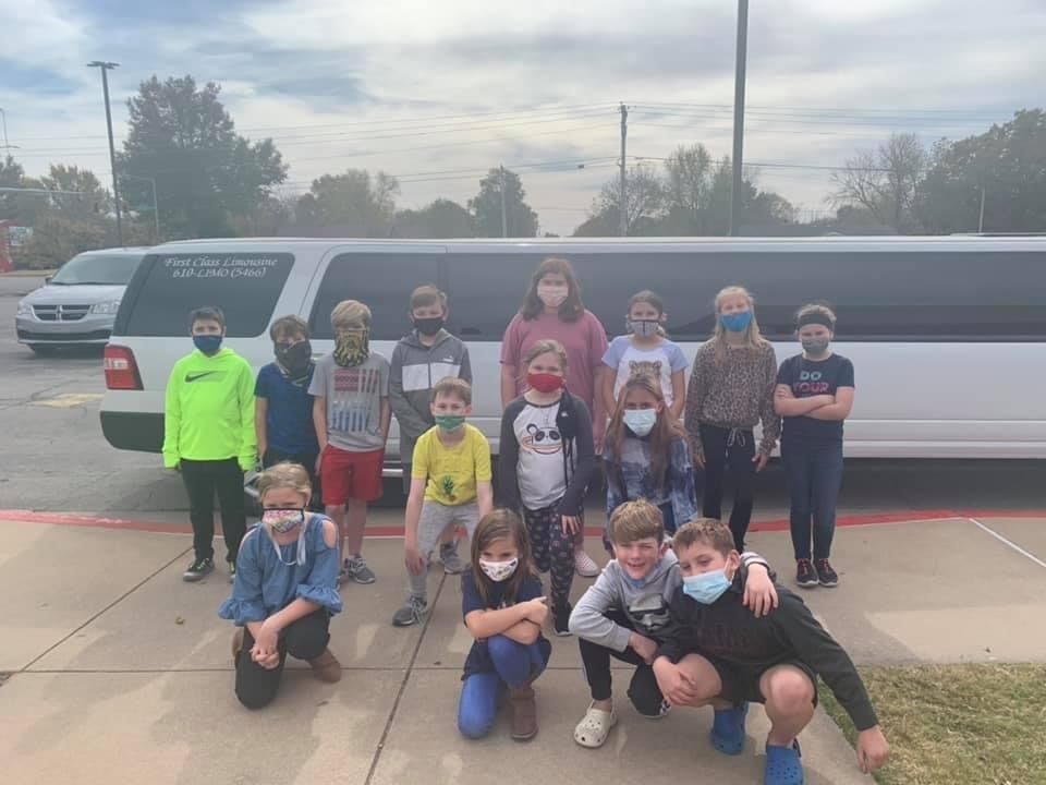 Westside Fundraisers Limo Ride