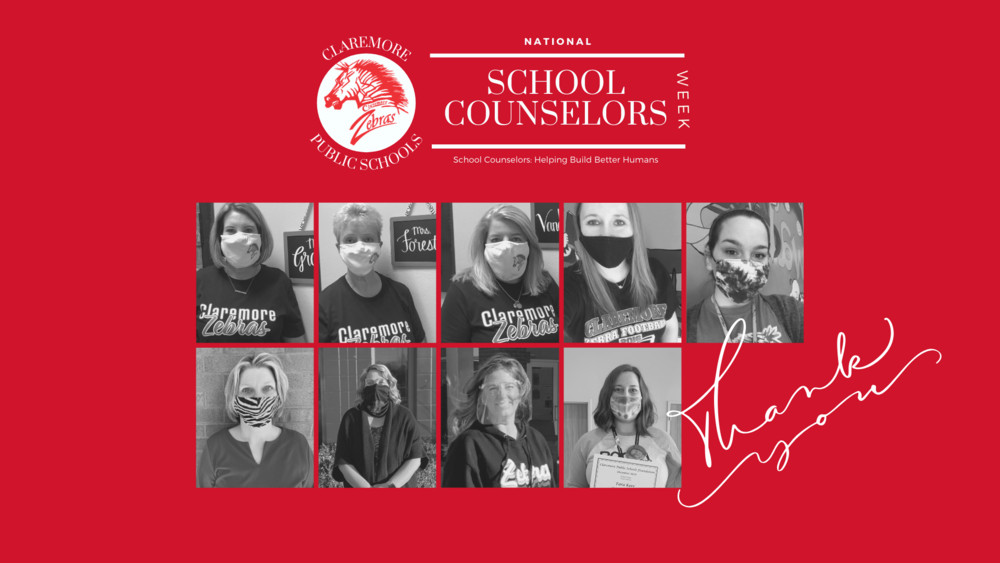 CPS School Counselors Honored During National School Counseling Week, Feb. 1–5, 2021