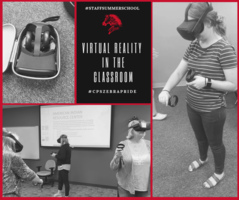 Virtual Reality changes how students experience math.