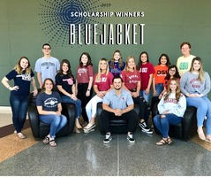 Bluejacket Scholarship Winners