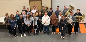 GCBDA Honor Band Auditions & Round 1 All-State