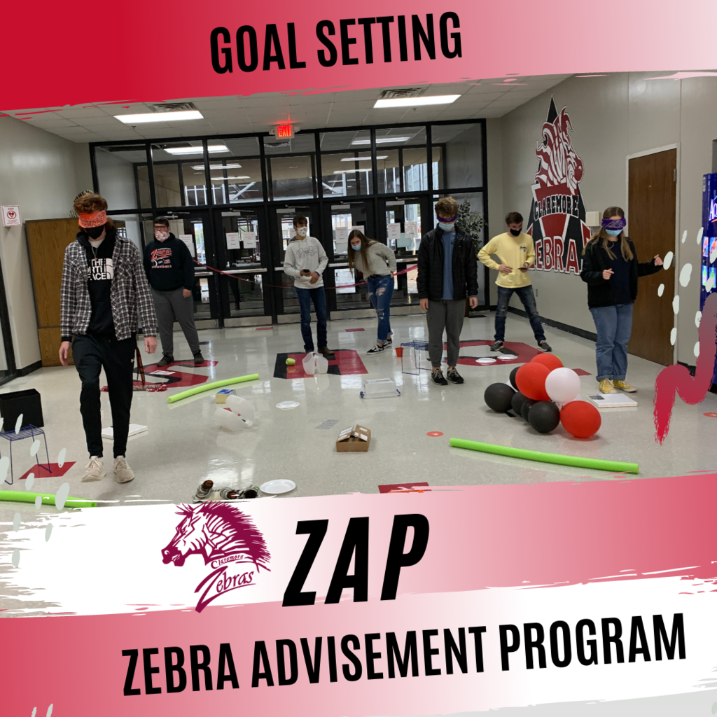 ZAP Goal Setting Obstacle Course