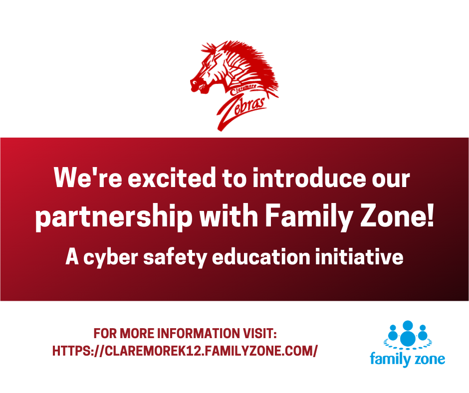 That is why we have partnered with @FamilyZoneUSA, a leading provider of cyber safety products and education, to ensure your kids are cyber safe while at school.