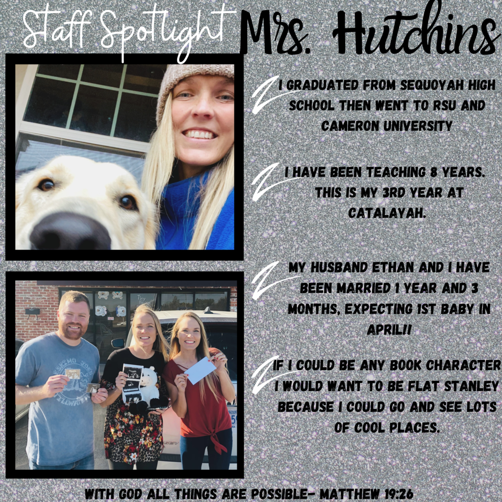 HUTCHINS STAFF SPOTLIGHT