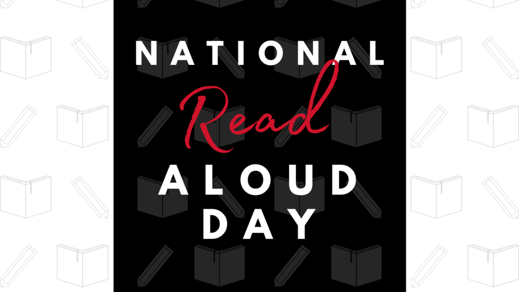 Catalayah celebrated National Read Aloud Day earlier this month!!!