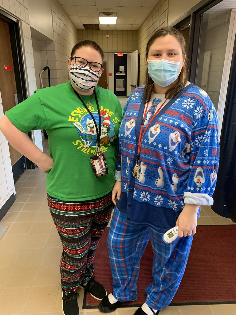 Wednesday was Pajama Day! This is definitely a favorite among students and staff!   #CPSZEBRAPRIDE