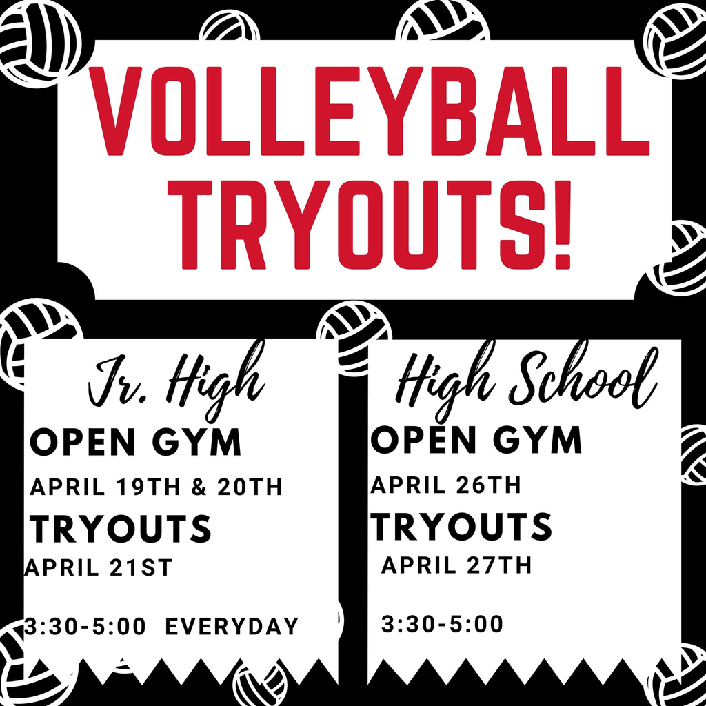 VB Tryouts