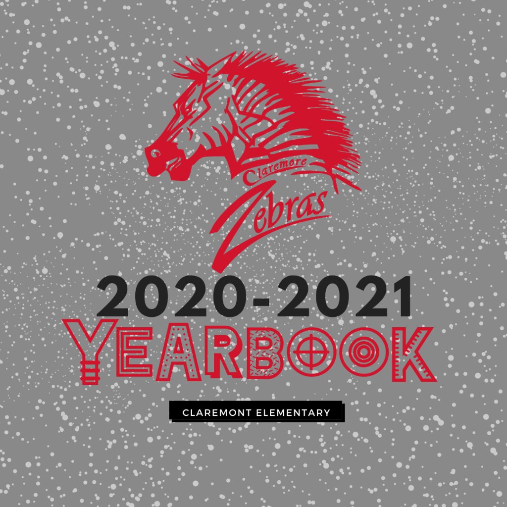 Our 2020-2021 Yearbooks are on sale now! Yearbooks can be purchased via the flyer that went home or by visiting https://www.jostens.com/apps/store/customer/1146780/Claremont-Elementary-School/ If you did not purchase a yearbook from last year, and would still like to do so, please contact the front office. #CPSZEBRAPRIDE