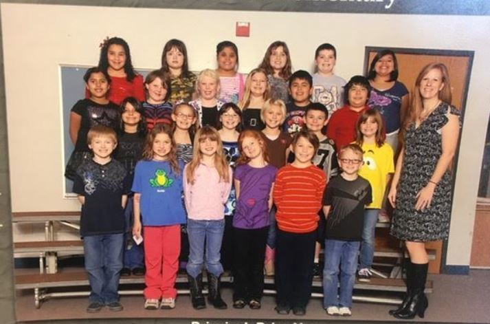 Class of 2021 Claremont 3rd Graders