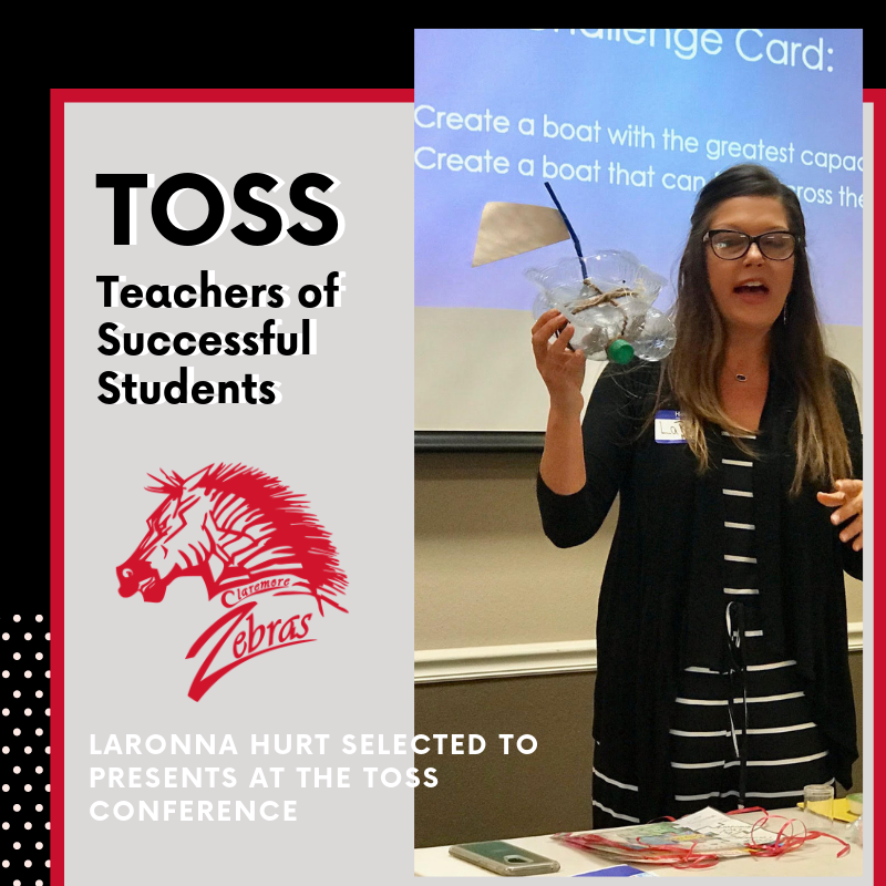 Mrs. Hurt  - TOSS Conference