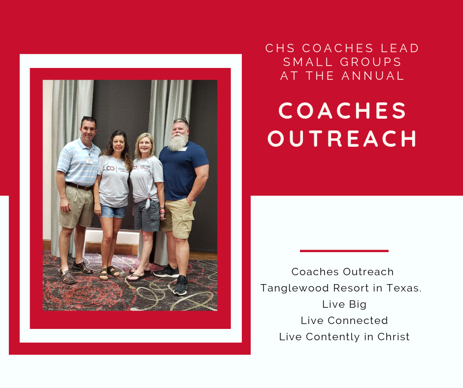 Hurt / Key Leaders at Coaches Outreach Retreat