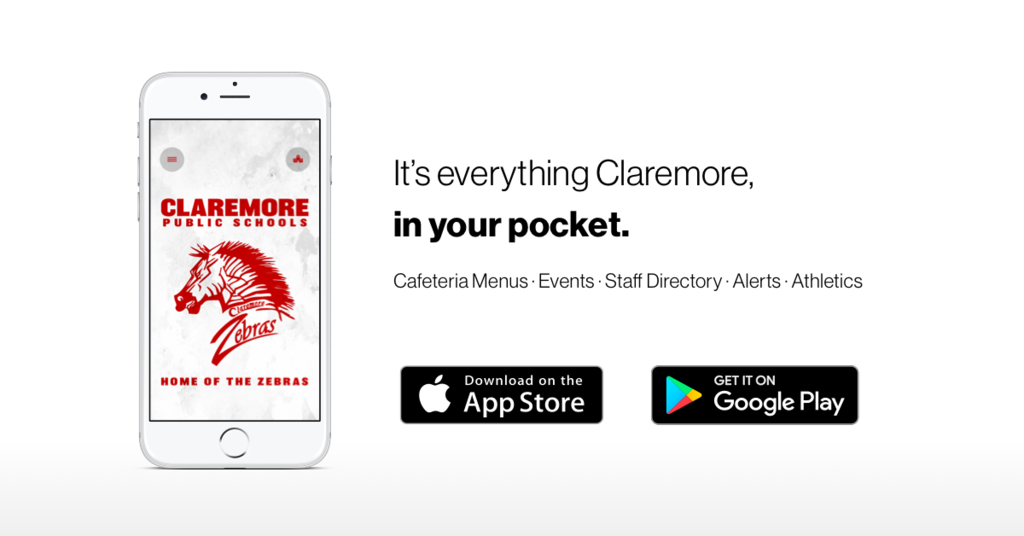 Claremore Launches New APP