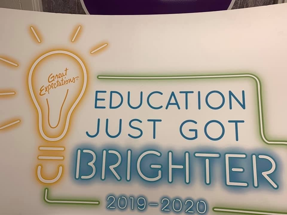 Education Just Got Brighter GE training