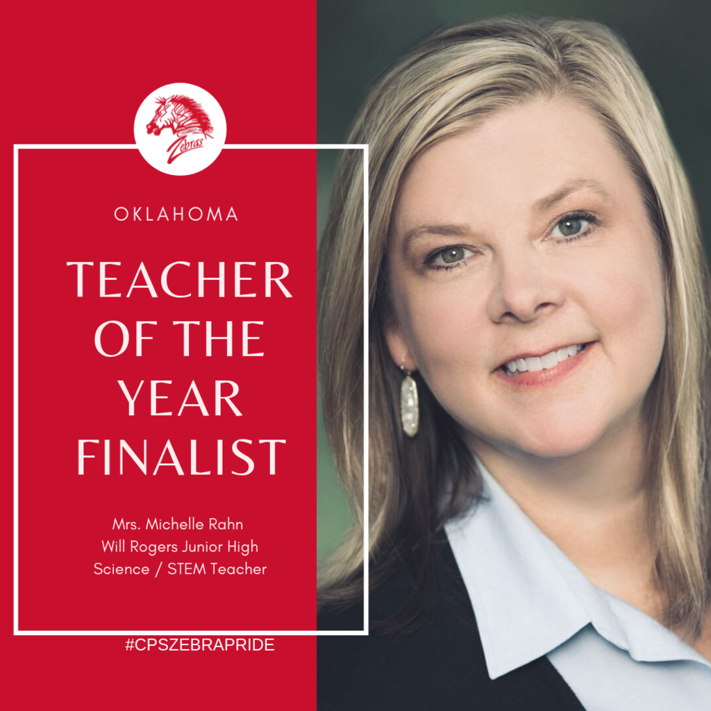 OK State Teacher of the Year to be announced Tuesday, Sept. 17th