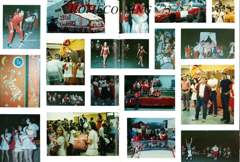 Claremore Homecoming 1974