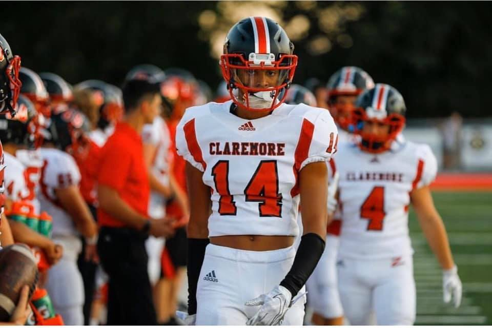 Claremore's Quinton Skinner commits to KU