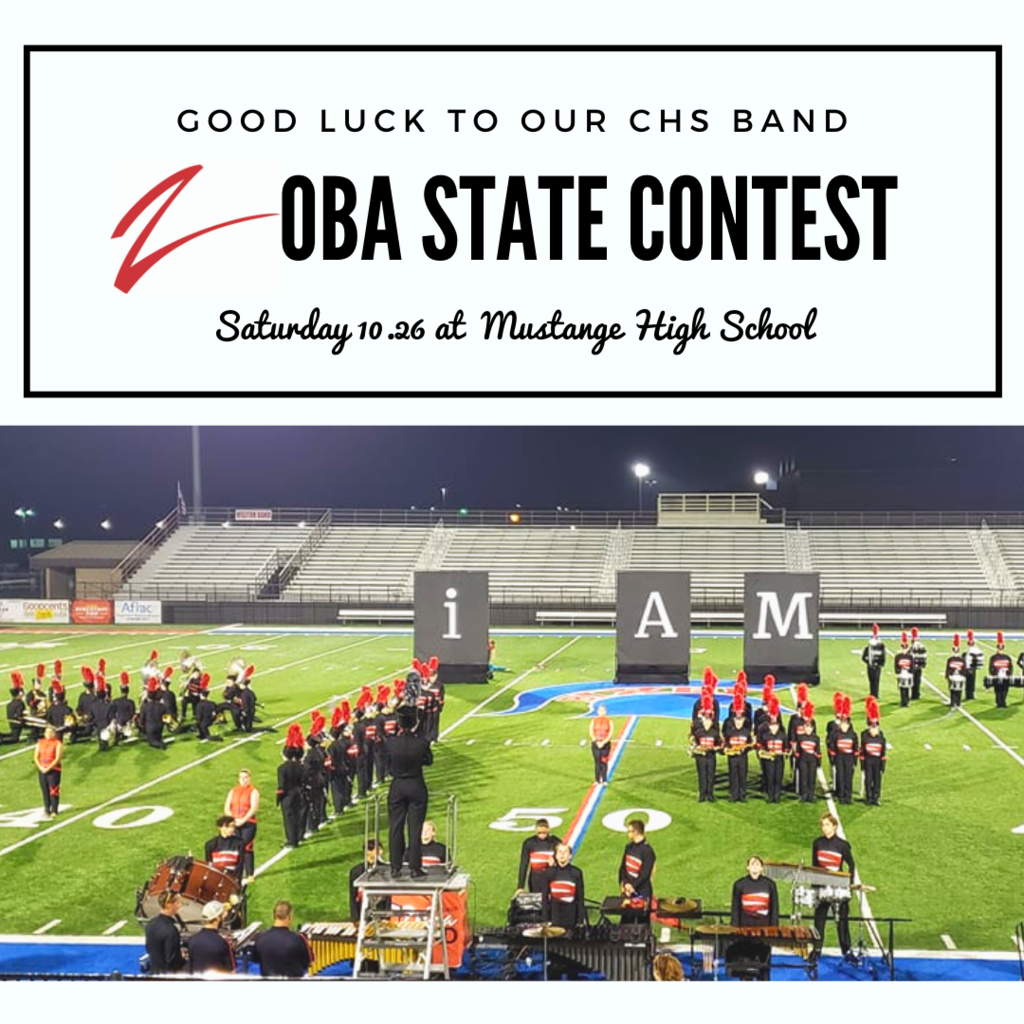 CHS Band competes at OBA State