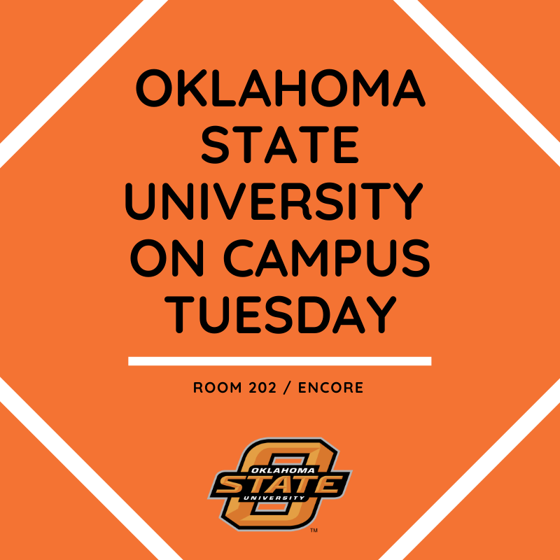OSU will be on campus on Tuesday