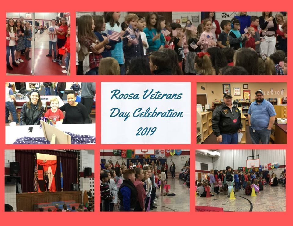 Veterans Day at Roosa