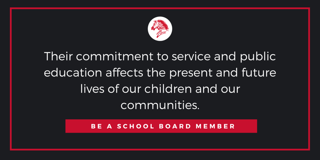 Be a school board meeting.