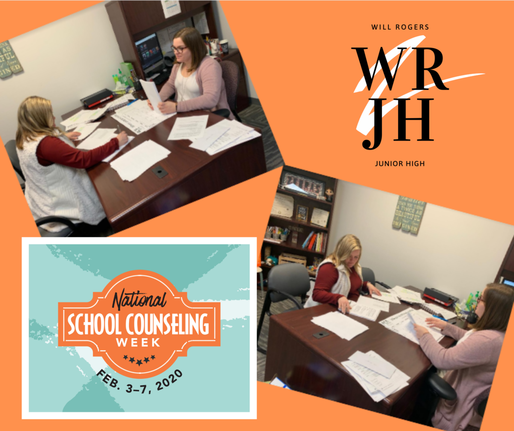 This week we celebrate two of our amazing counselors at WRJH, Carissa Barbee and Mattie Kennon.