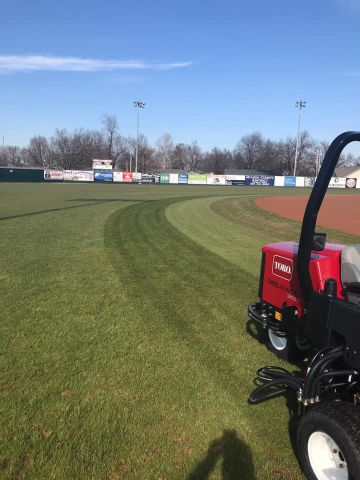 Recently, the Claremore baseball program got a new big boy toy to help maintain the most beautiful field in NEOK.
