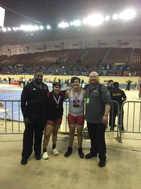 WRJH wrestlers place at Junior High Wrestling State Tournament.