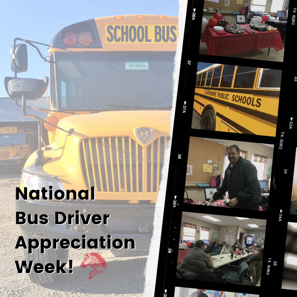 National School Bus Driver Appreciation Week