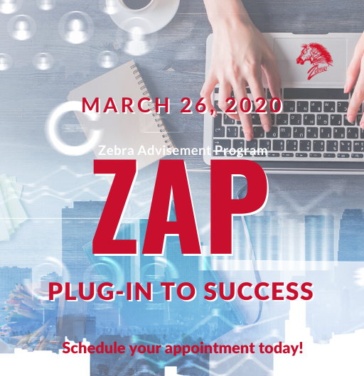 Scheduling for the March 26th ZAP enrollment session is now open.