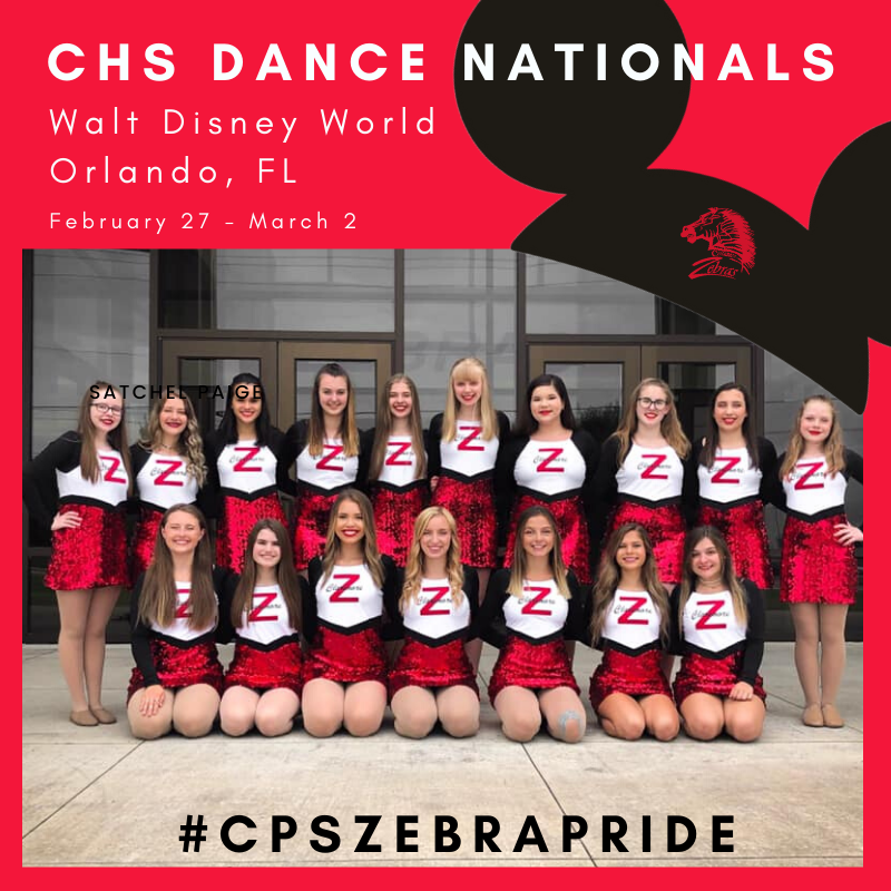 CHS Varsity Dance takes over Instagram and Disney starting tomorrow
