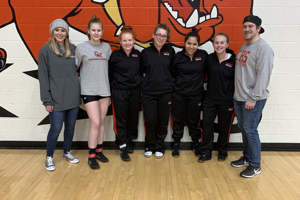 Lady Zebras headed to State Wrestling Tournament