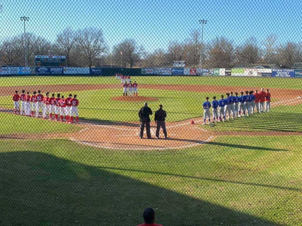 Yesterday, was OPENING DAY for Claremore Zebra Baseball!