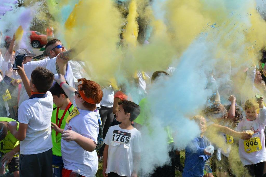 Claremore Color Run April 25th