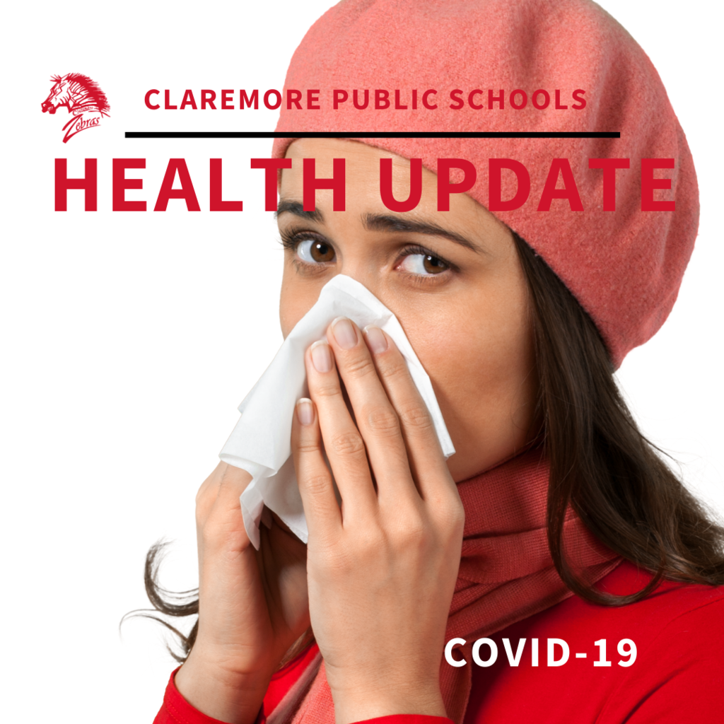 COVID-19 update March 16th at 6:30PM can be found on our website