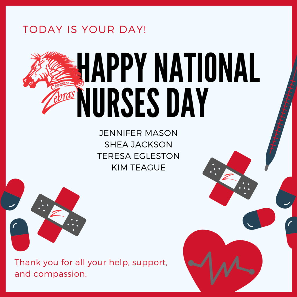 On May 6, we recognize the vital role nurses play in our lives by celebrating National Nurses Day.