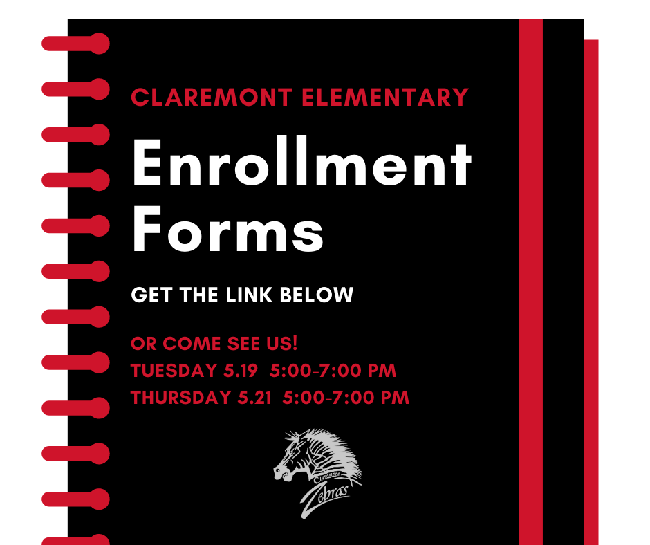 Enrollment forms graphic
