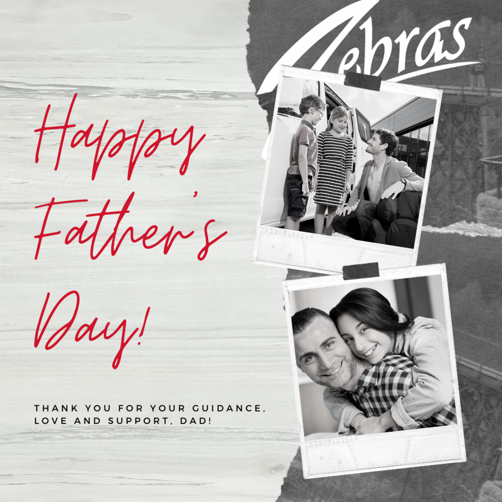 "Happy Father's Day to all our ""DADS."" Our birth dads, adoptive dads, step-dads, and bonus dads. To our work dads, cheer/dance dads, coach dads, sports dads, PTO dads, homeroom dads, teacher dads, and of course, school dads.  Happy Father's to whoever makes up your village, all of them play an essential role in nurturing, raising, and supporting the children in our community. We appreciate your commitment to the welfare and personal growth of your children - our students."