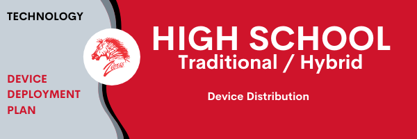 CHS Device Distribution Plan
