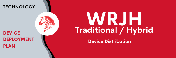 WRJH Device Distribution Plan